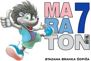 7. Maraton stazama Branka Ćopića 2019.