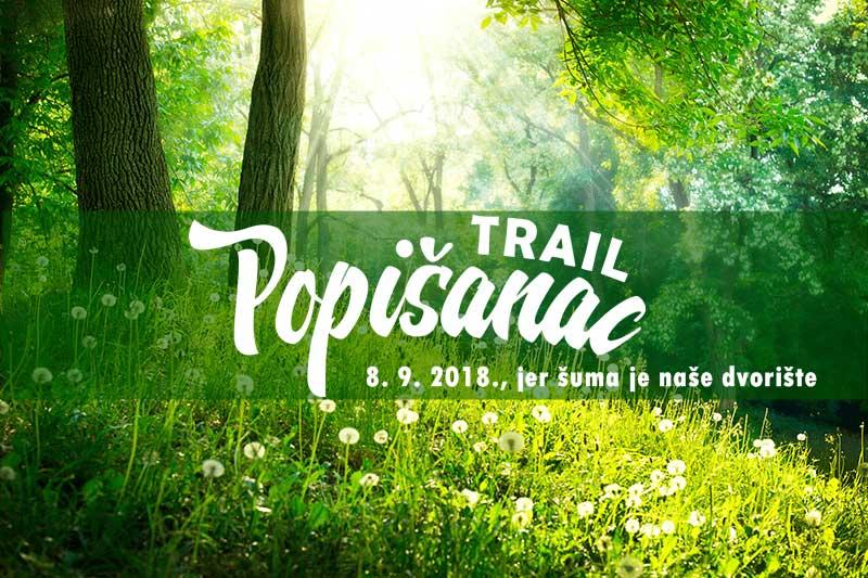 Popišanac trail 2018
