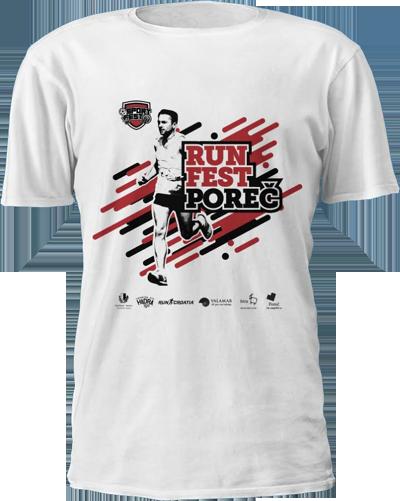 Run Fest Poreč majica