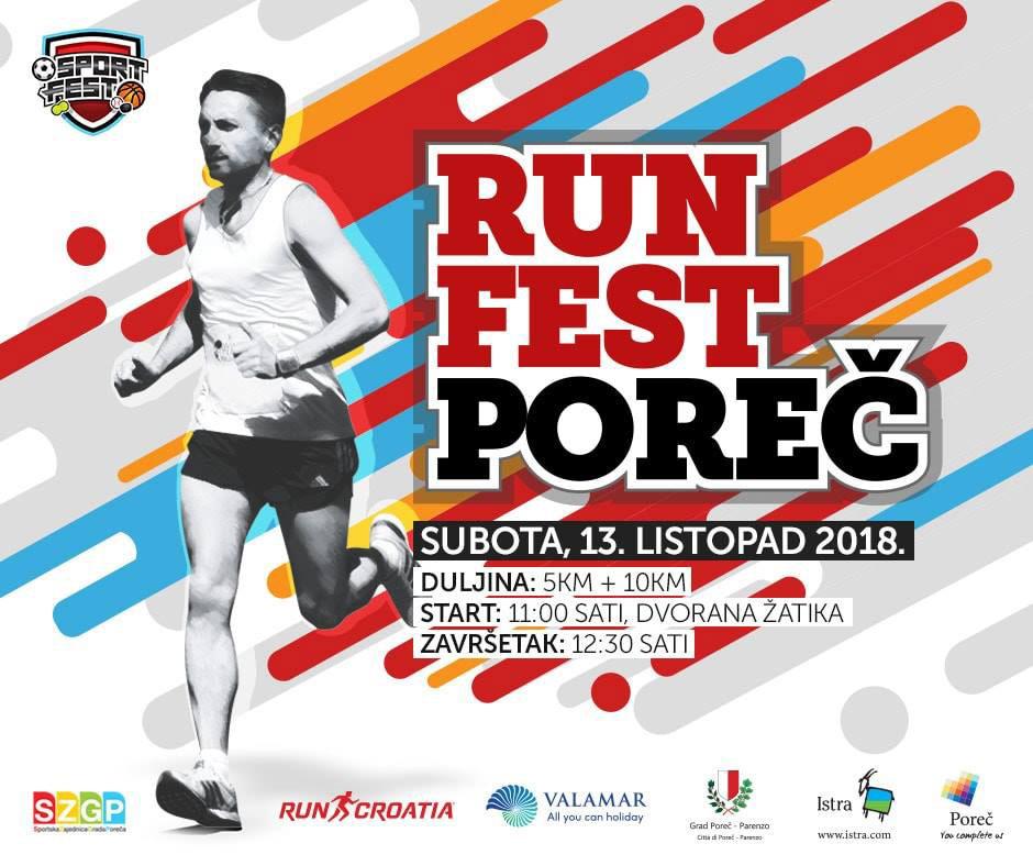 Run Fest Poreč